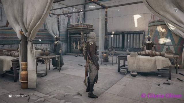 Assassin's Creed Origins - Mummification