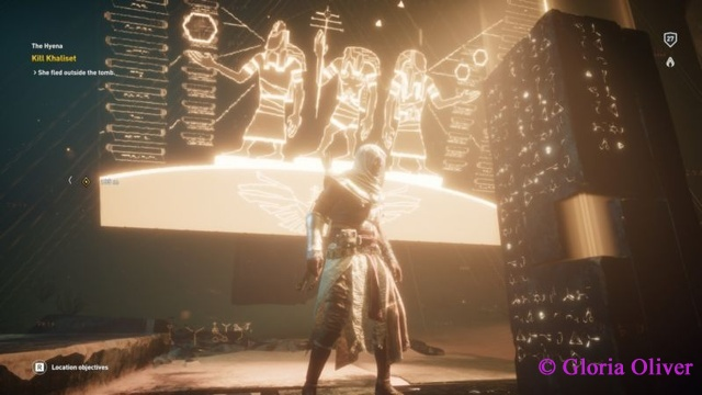 Assassin's Creed Origins - ancient memories