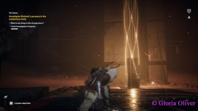 Assassin's Creed Origins - ancient secrets