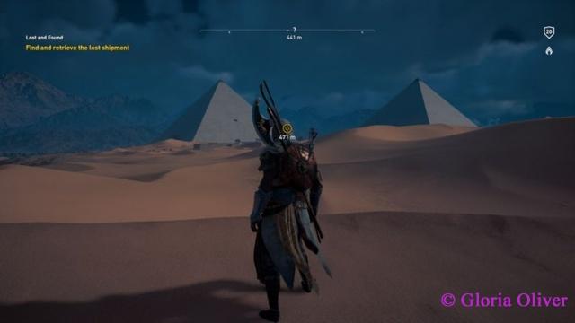 Assassin's Creed Origins - Pyramids