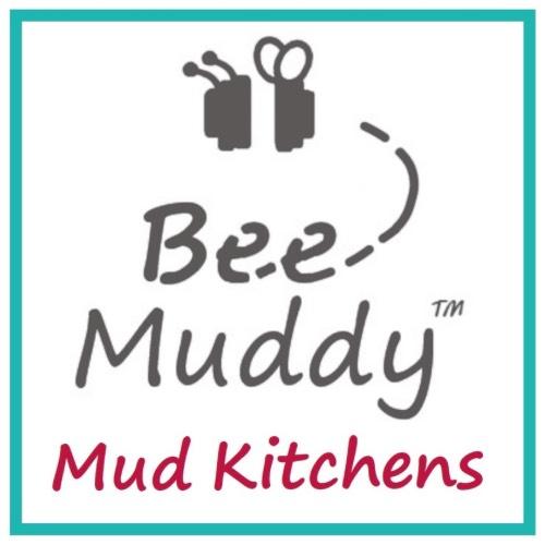 Bee Muddy Mud Kitchens Logo