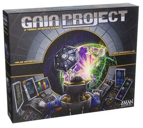 Gaia Project box cover