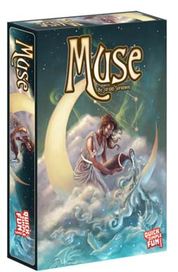 Muse box cover