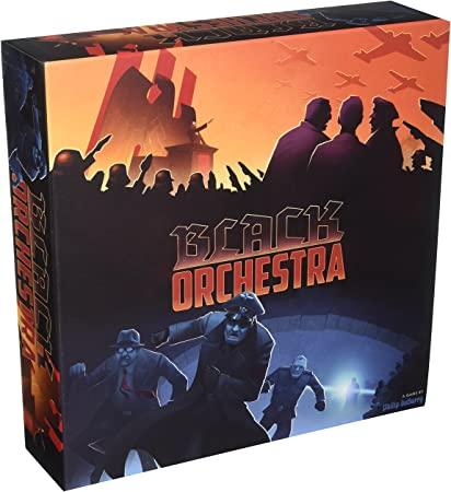 Black Orchestra box cover