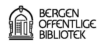 Bergen Offetlige Bibliotek logo