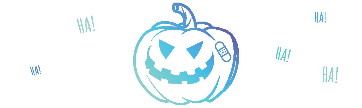 jack-o-lantern illustration