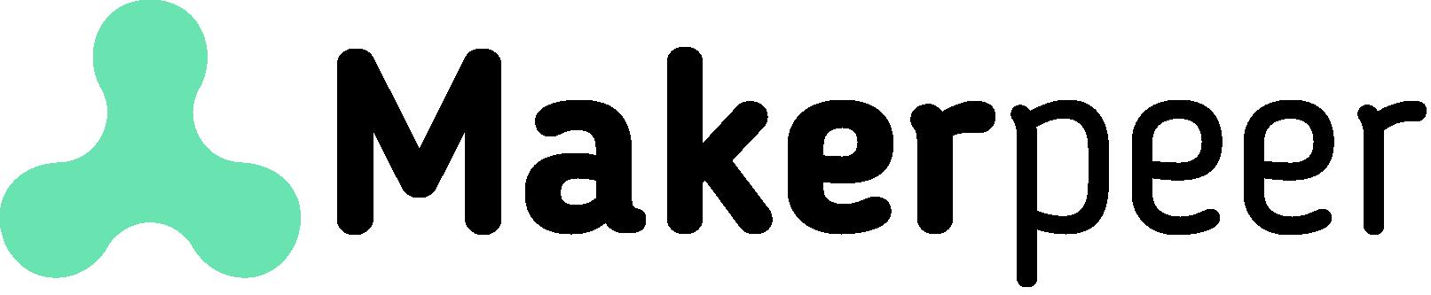 Makerpeer logo