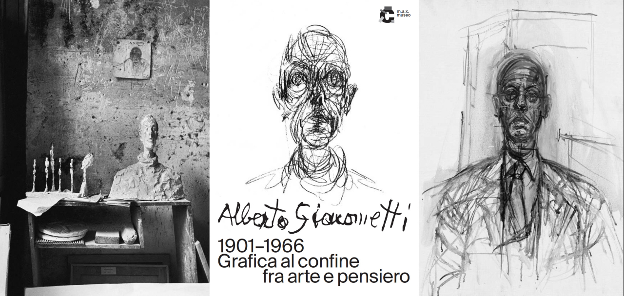 ALBERTO GIACOMETTI AL M.A.X. MUSEO DI CHIASSO PROSSIMAMENTE