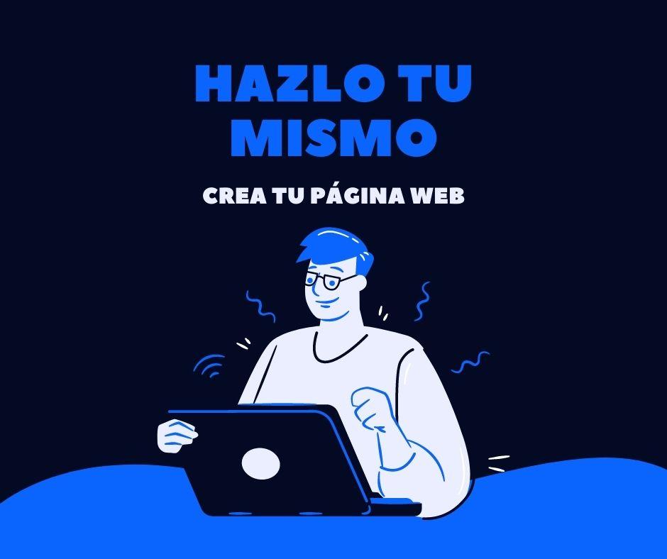 Craea tu propia pagina web gratis con MailerLite