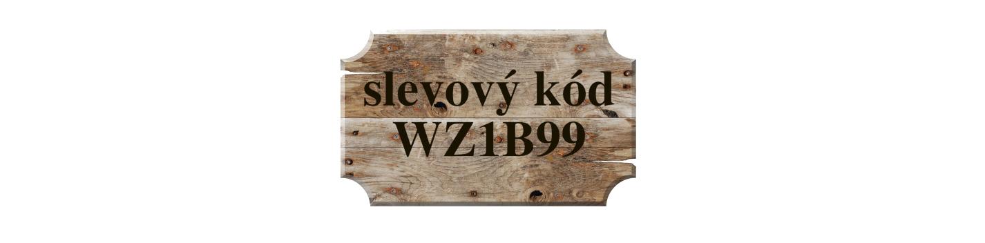 slevový kód WZ1B99