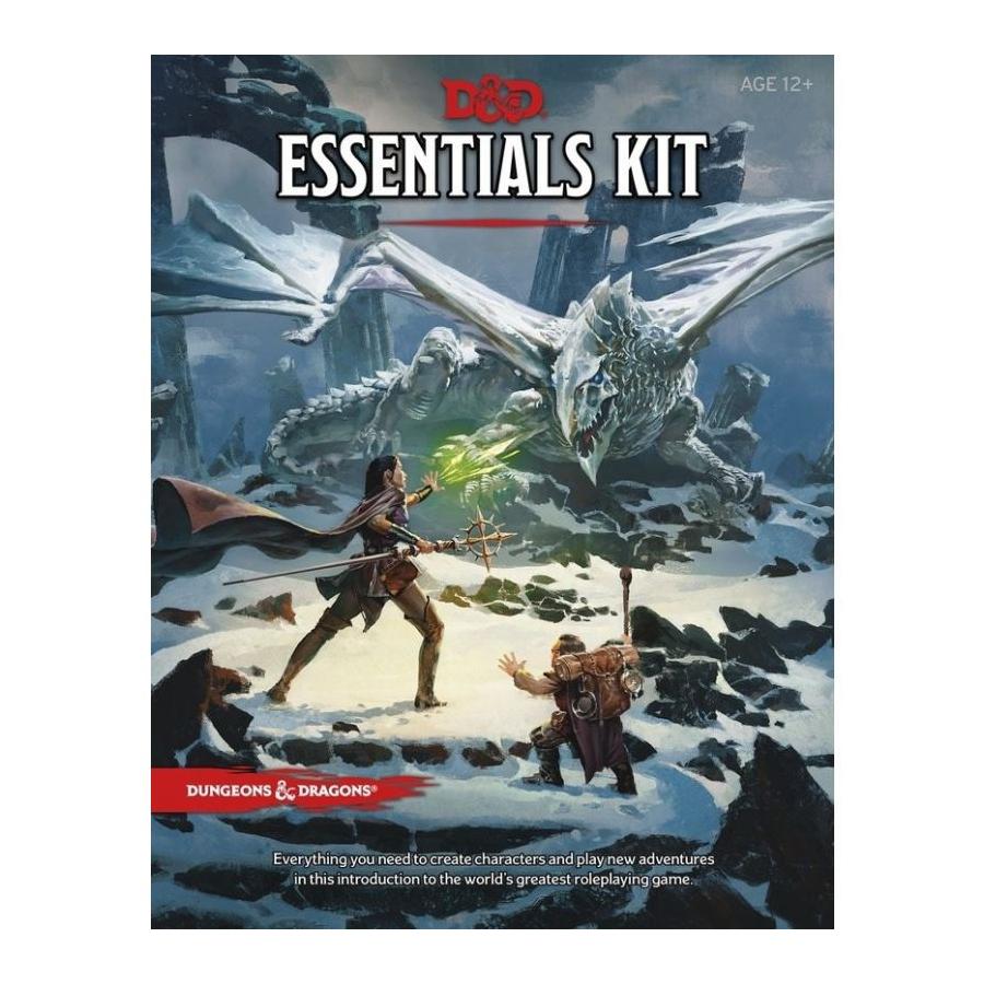 Dungeons & Dragons: Essentials Kit