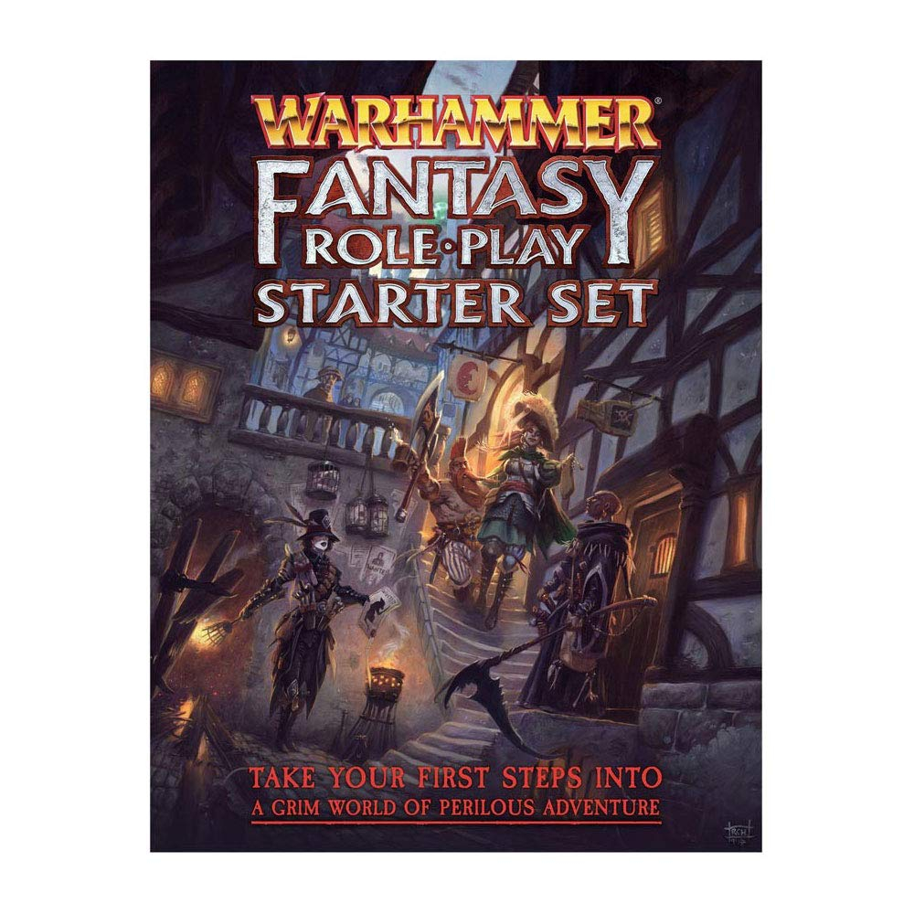 Warhammer Fantasy Roleplay - 4th Edition Starter Set
