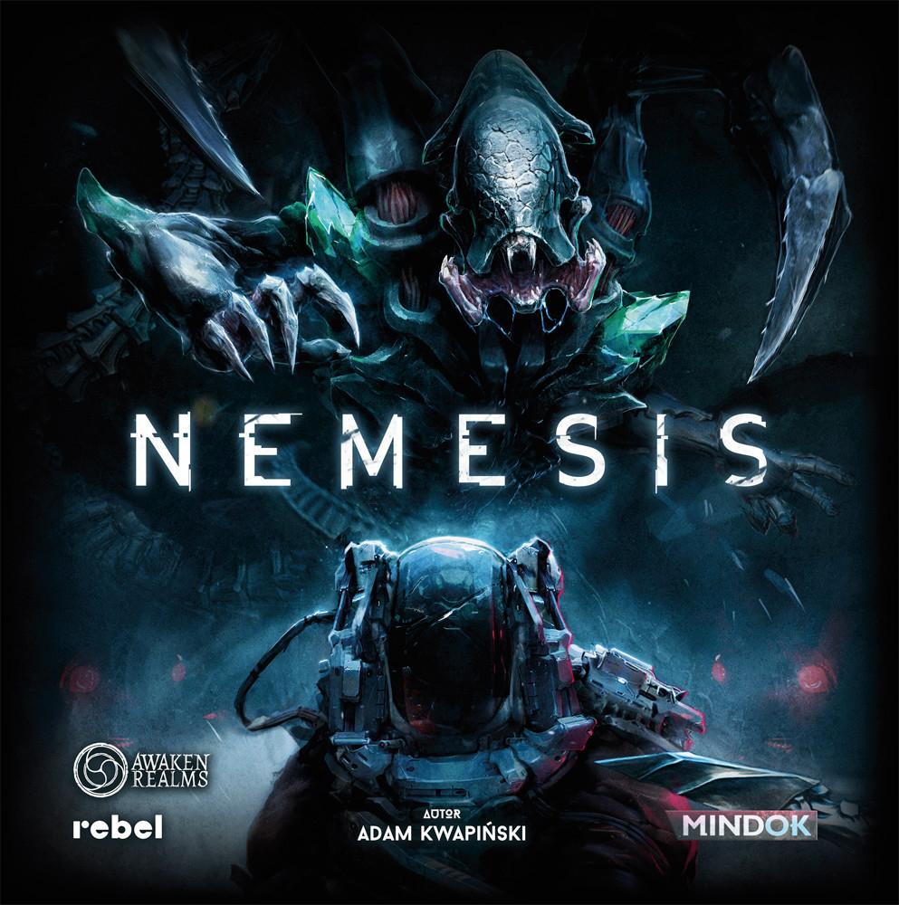 Nemesis CZ + Promo figurka