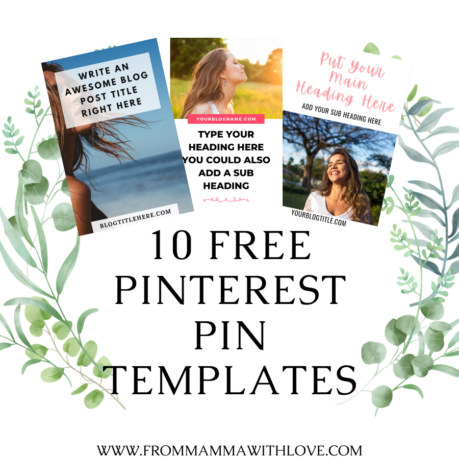 How to Create Beautiful Pinterest Pins Quickly