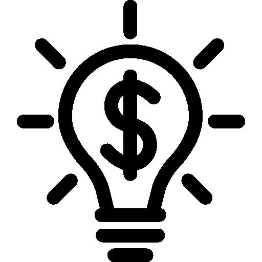 light bulb dollar
