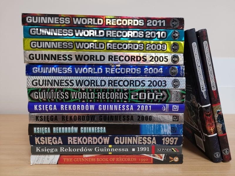 Księga Guinnessa online