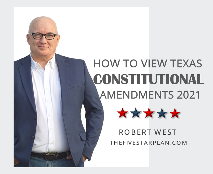 How to View Texas Constitutional Amendments 2021