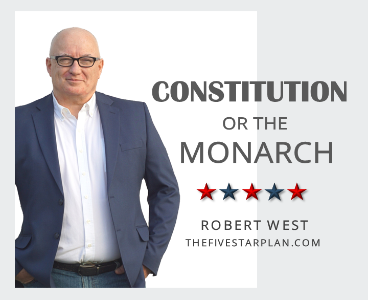 The Constitution or the Monarch