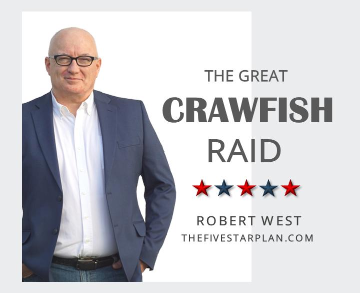 The Great Crawfish Raid