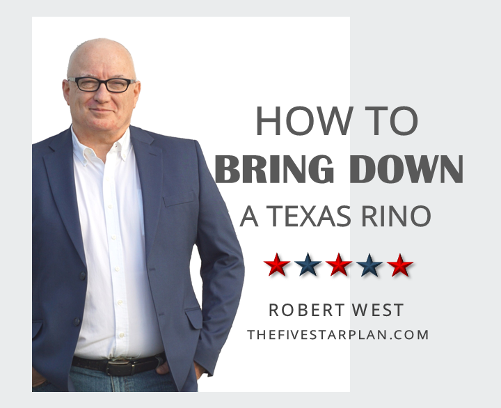 How to Bring Down a Texas RINO