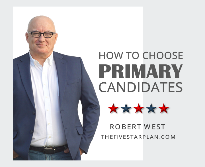 How to Choose Primary Candidates