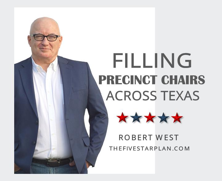 Filling Precinct Chairs Across Texas