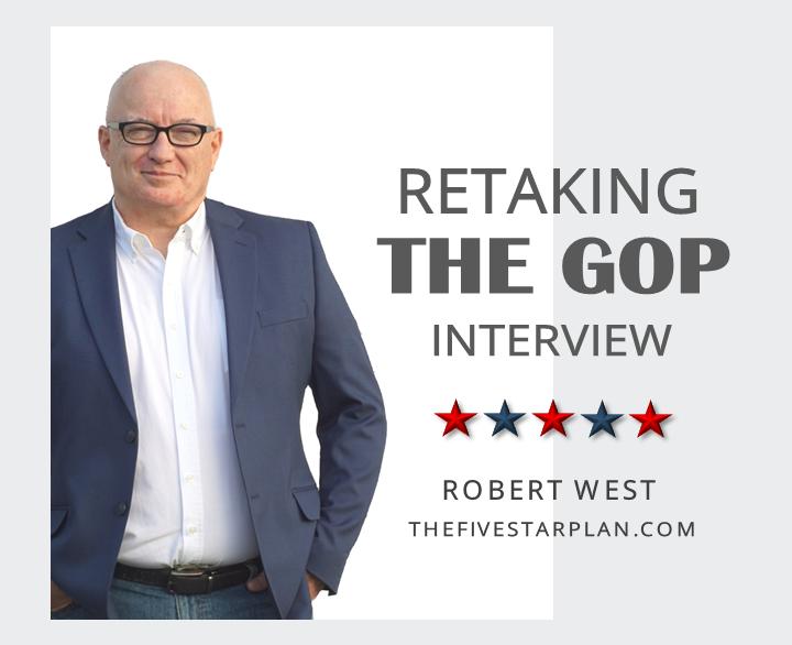 Retaking The Texas GOP Interview