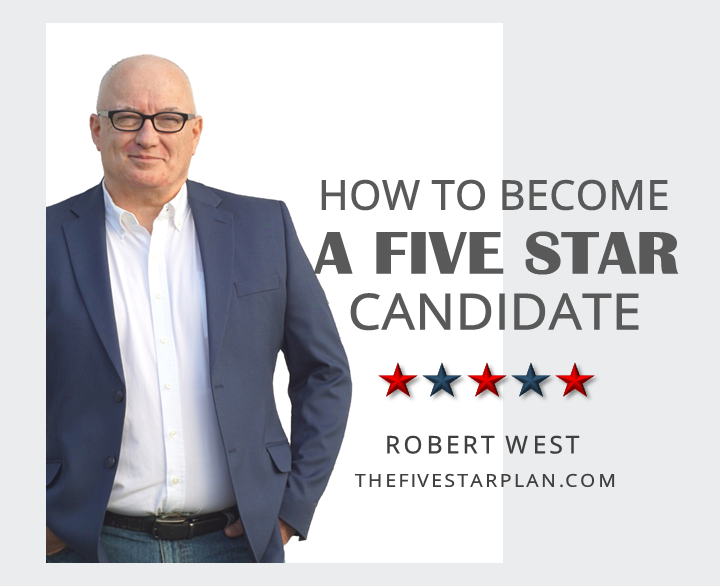 How To Become A Five Star Candidate
