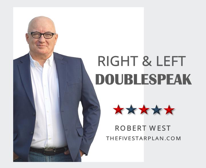 Right and Left Doublespeak
