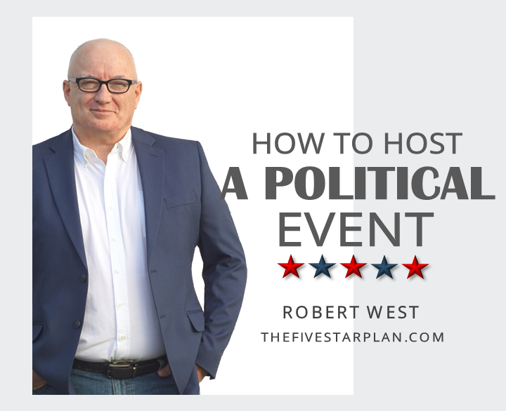 How to Host a Political Event