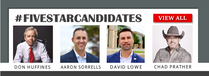 Five Star Candidates The Five Star Plan