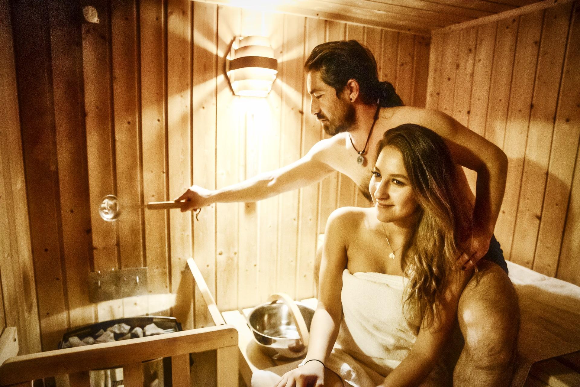 Sauna Pension Bärenwirt Leutasch
