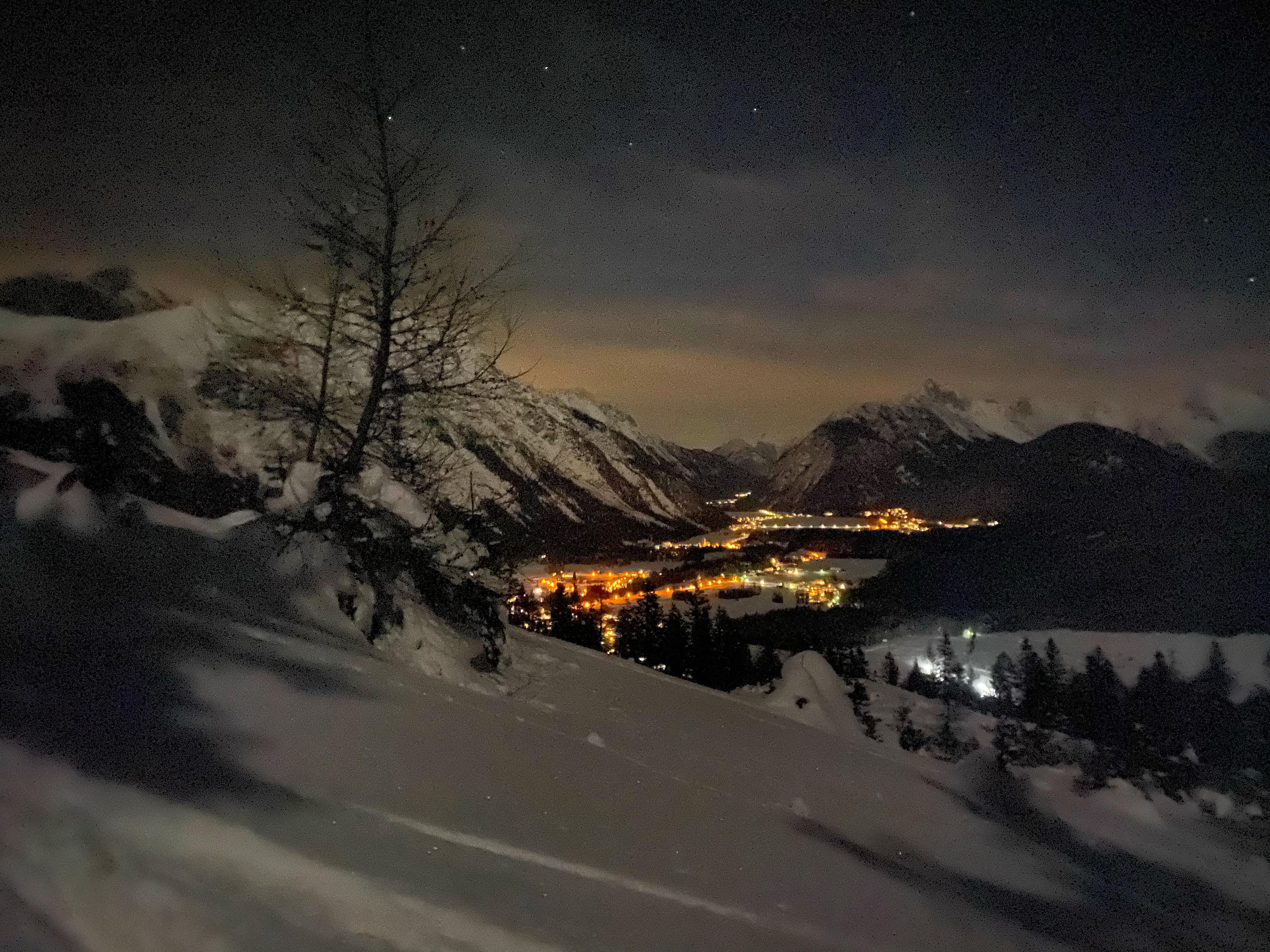Skitour Rauthhütte 20.01.2021