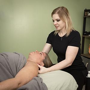 craniosacral massage image