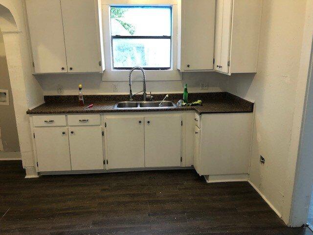 PHOTO: The Restoration Team - kitchen (after)