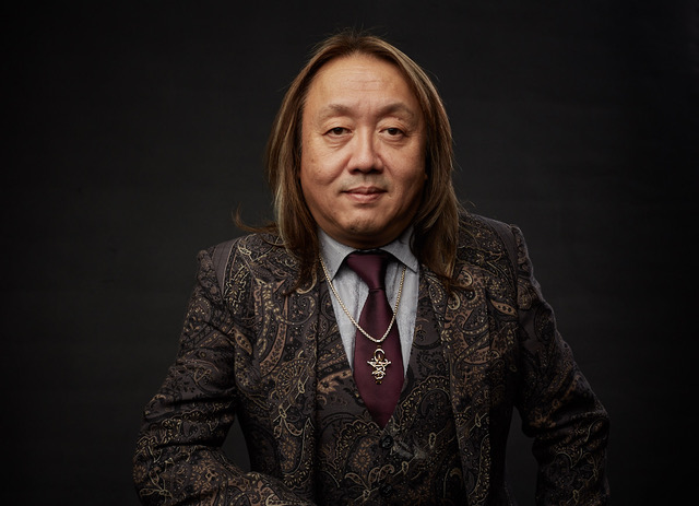 The Magickal Journey of                                              Ipsissimus Hideto Nakagome