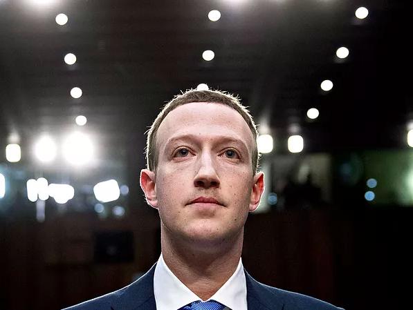 Zuckerberg insanlığa karşı