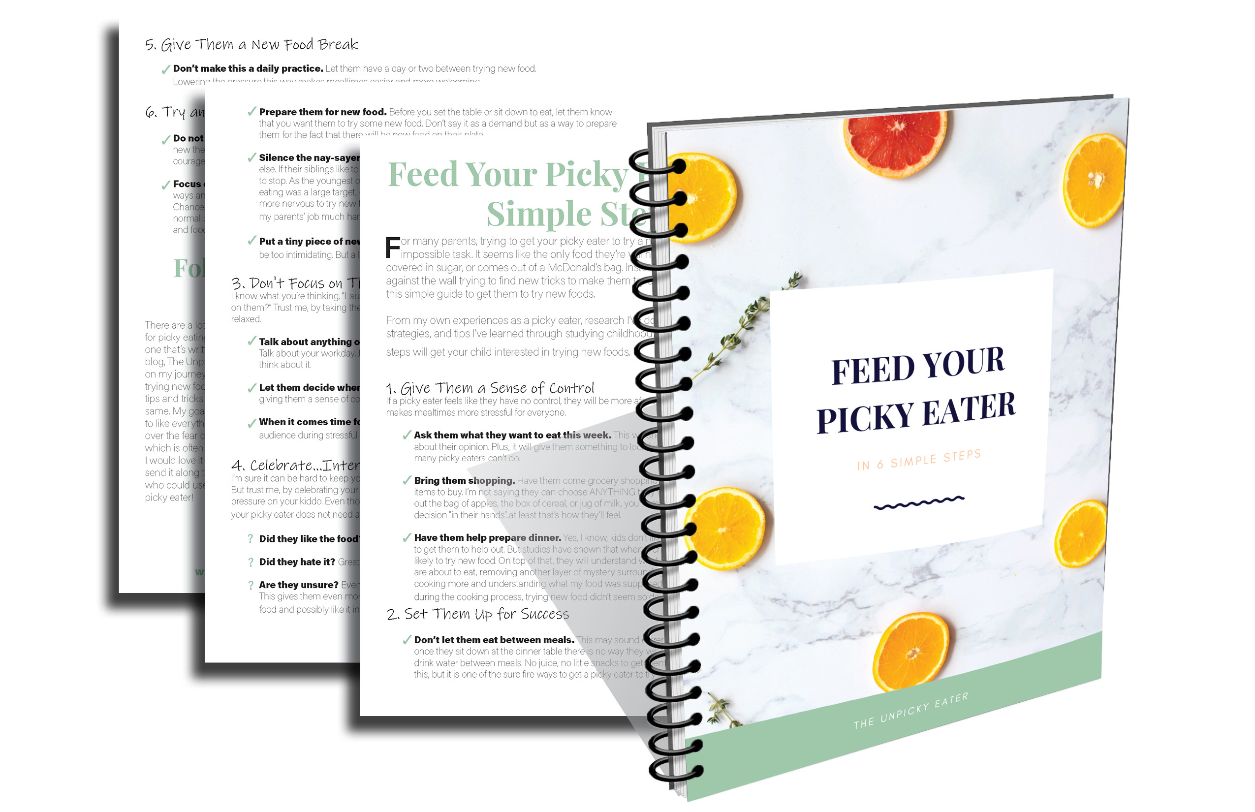 Feed Your Picky Eater in 6 Simple Steps