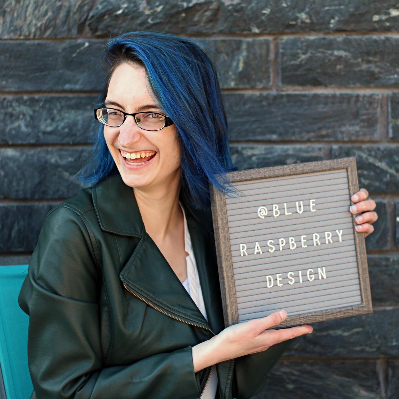 Amy Greenwald of Blue Raspberry Design