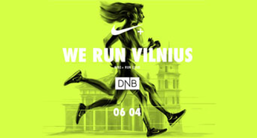 We Run Vilnius 2017