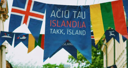 Takk, Island!