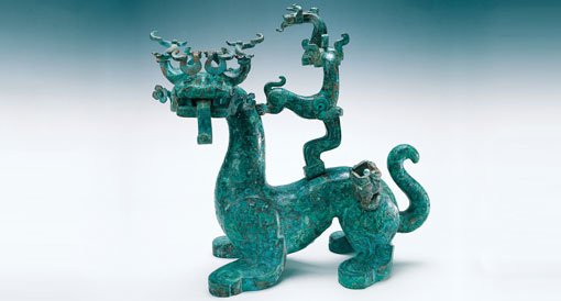 "Exhibition ""The Silk Road. Ancient Chinese Art"""