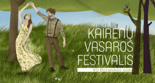 Kairėnai Summer Festival