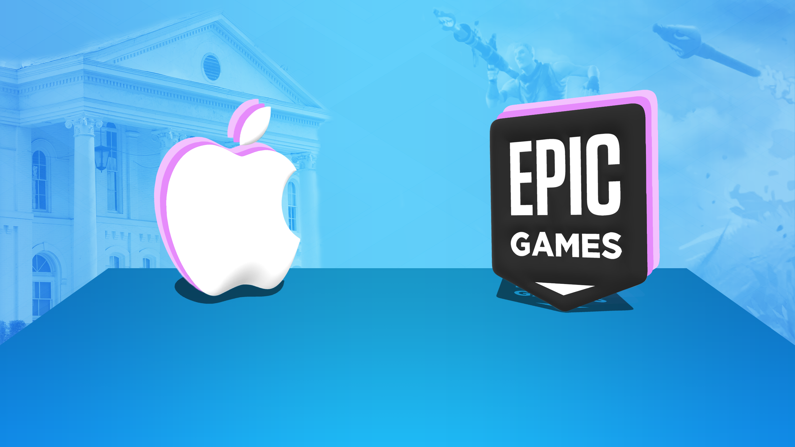 Don't expect Fortnite on the Apple App Store anytime soon