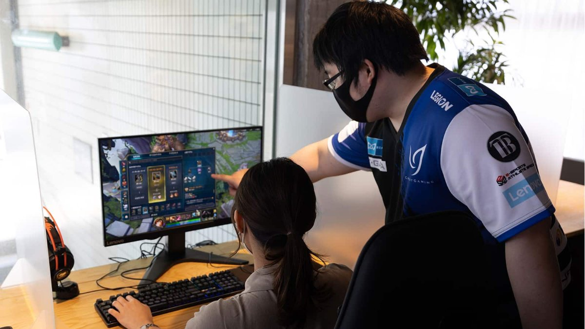 Tokyo is getting its very first esports gym