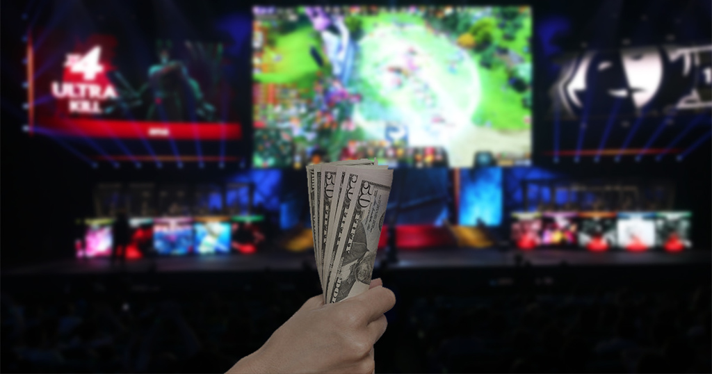 Esports betting is on its way to legality this year in Canada