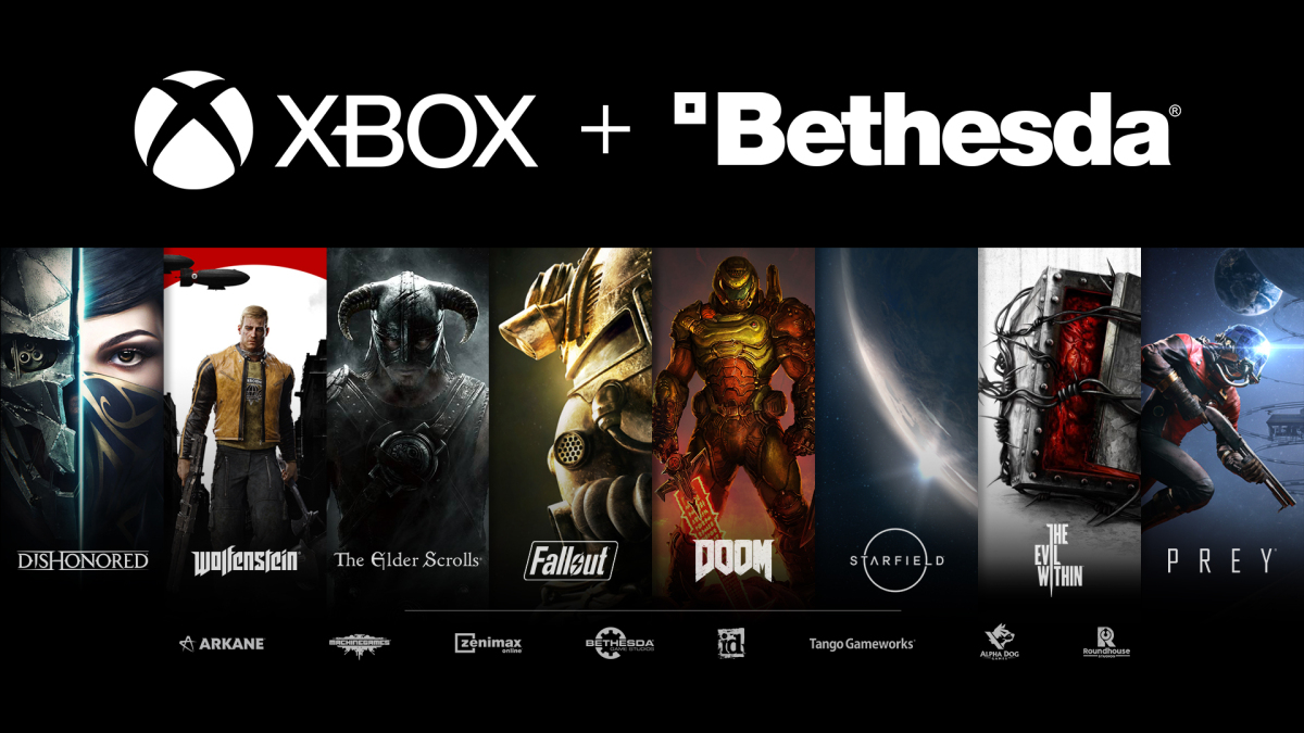 After SEC approval, Microsoft gets closer to acquiring Bethesda