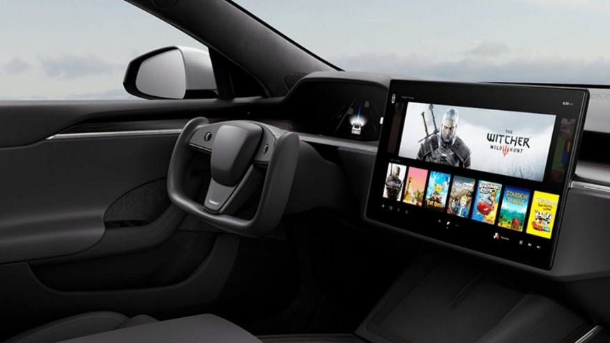 Still can't get a new gaming console? Tesla has you covered (for $80k)