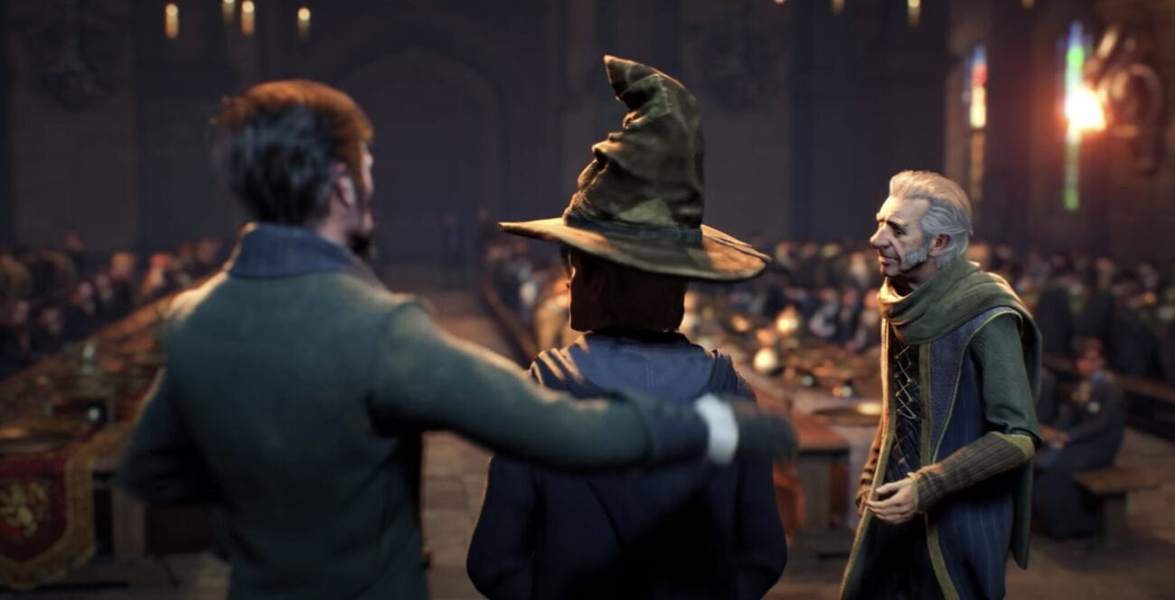 The upcoming Harry Potter game, Hogwarts Legacy, will be trans inclusive