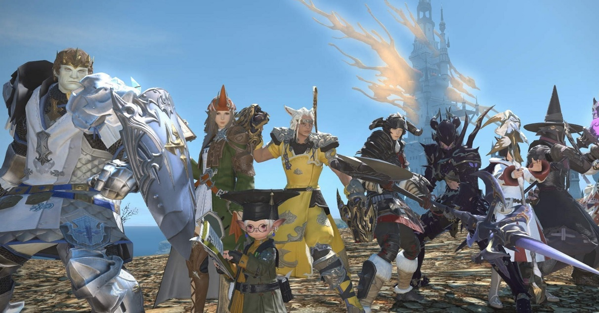 Final Fantasy 14 briefly sold too many copies thanks to World of Warcraft